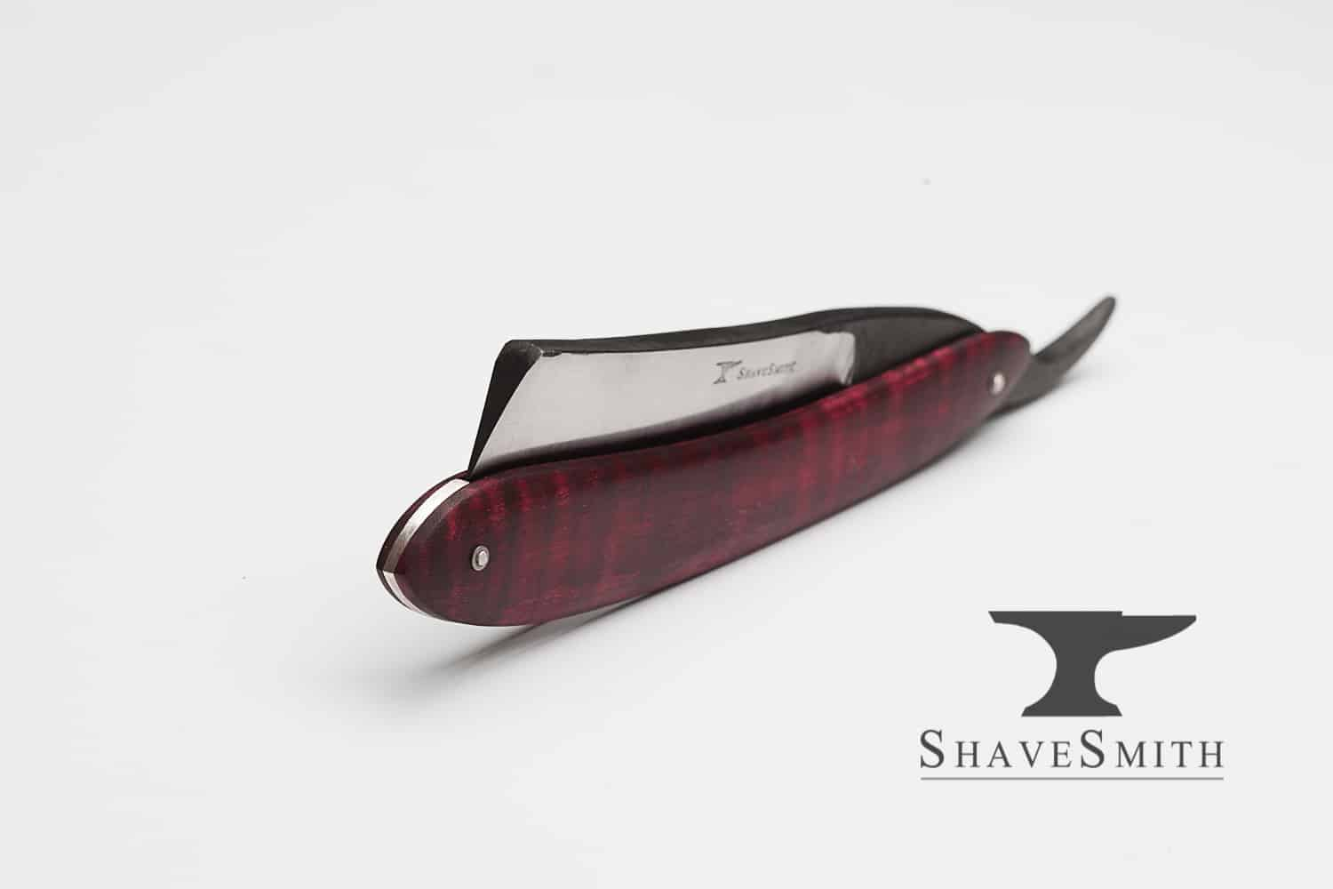 Custom Forged Straight Razor ShaveSmith