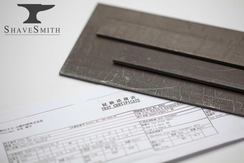 Hitachi Blue #2 Super Steel Kamisori