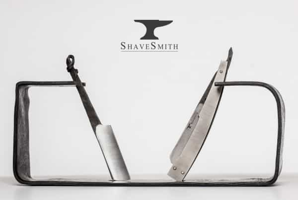 Custom Straight Razor Weekend Set With Stand-1-4