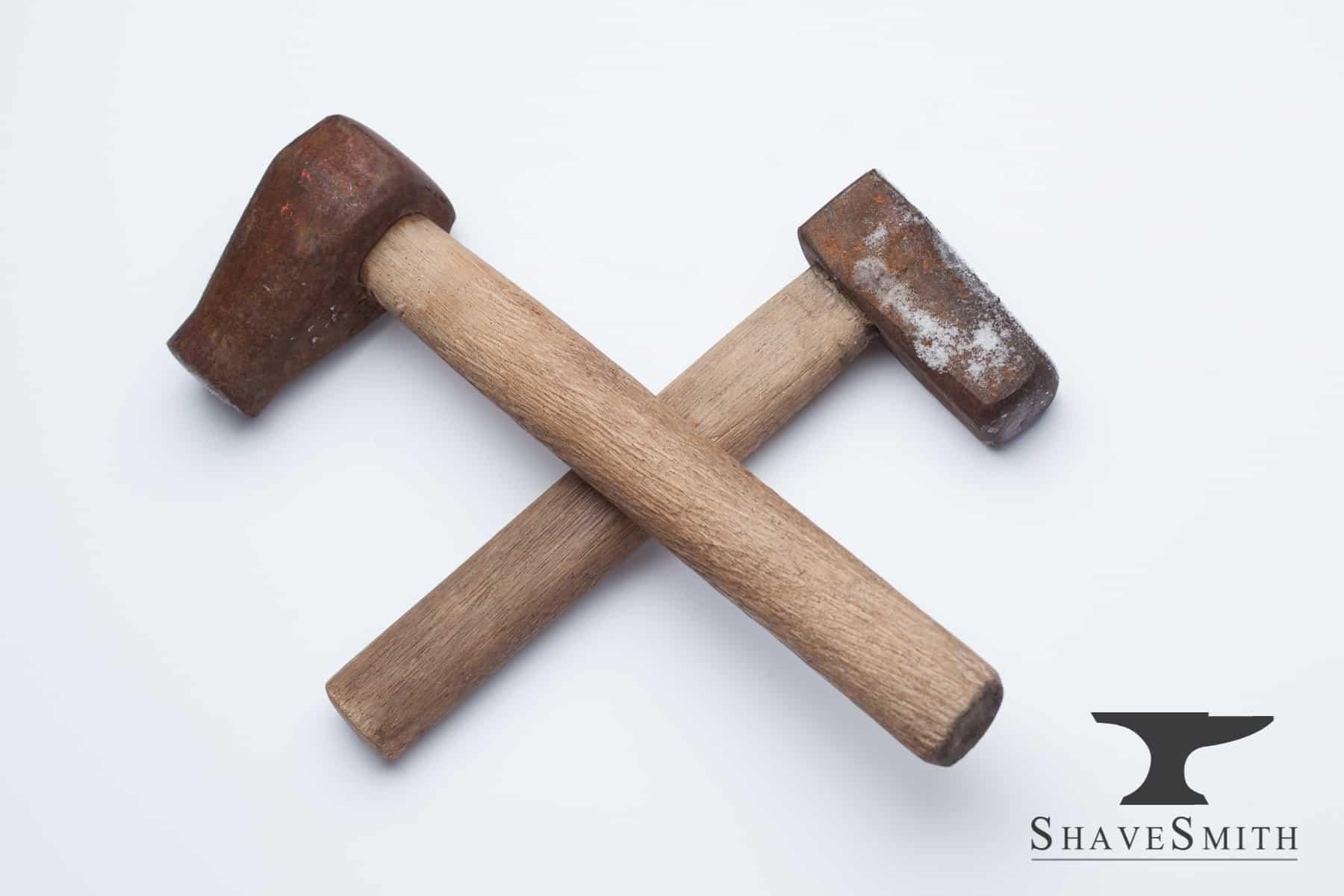 Straight Razor Forging Hammers