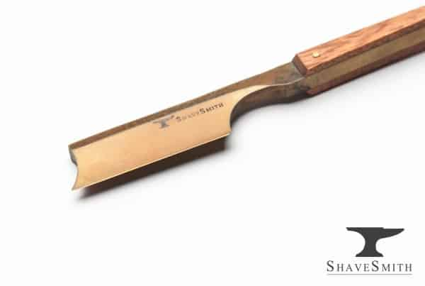 Gold Kamisori Custom Straight Razor