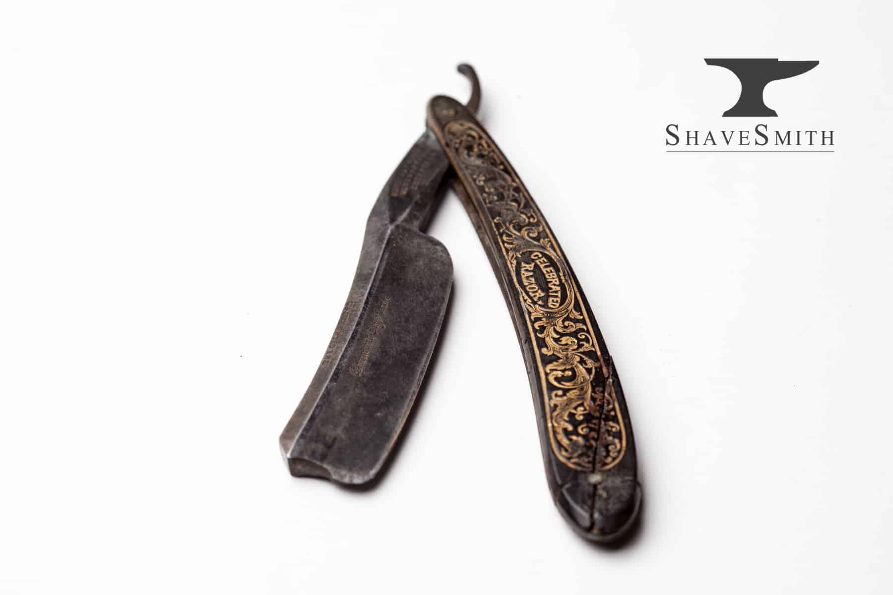 vintage straight razors shavesmith. Black Bedroom Furniture Sets. Home Design Ideas