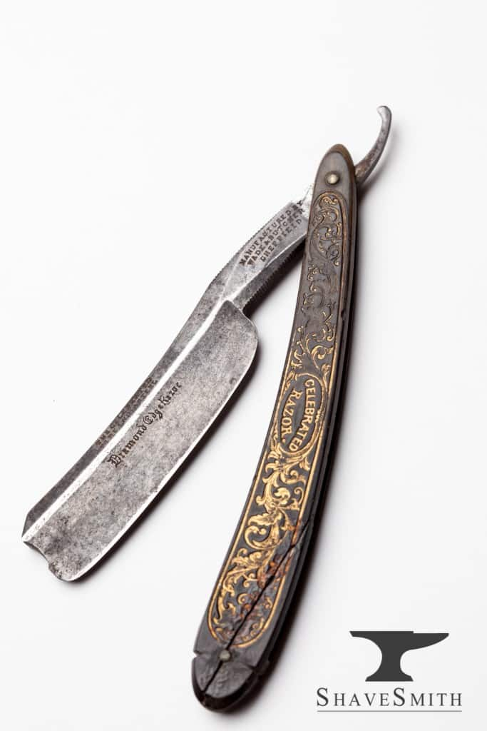 Wade And Butcher Diamond Edge Razor Shavesmith