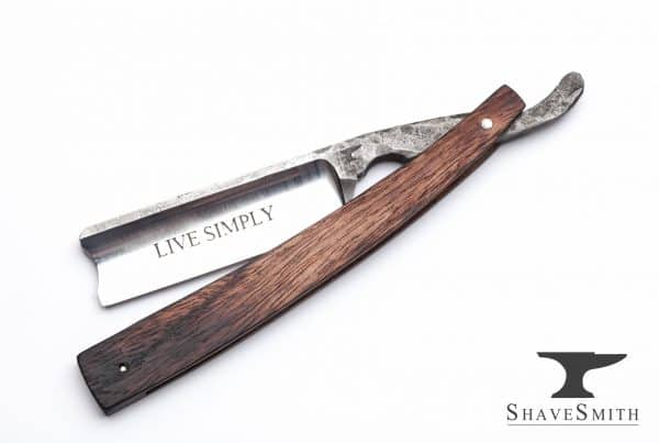 """Live Simply"" 7/8ths Single Hollow Forge Finished Crude Scales with Sho Shugo Bahn"